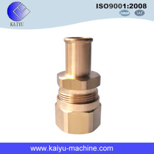 Brass Hydraulic Quick Release Hose Fitting Coupling pictures & photos