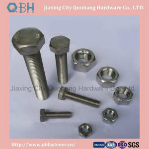 Full Thread Hex Bolts Nuts (ISO4017) pictures & photos