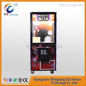 Magic Box Coin-Operated Crane Claw Gift Game Machine pictures & photos