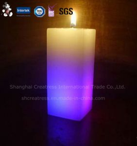 Splendid LED Taper Candle for Promotional pictures & photos