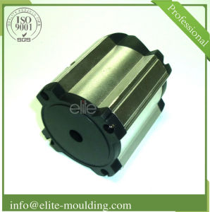 Plastic Injection + Aluminum Extrusion Moulds for Camera Parts pictures & photos