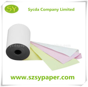 Carbonless Good Printing Copy Paper for Digital Record pictures & photos