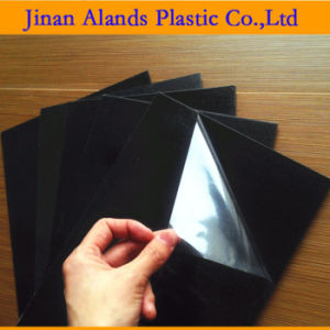 0.5mm 0.8mm 1.5mm Wedding Album Page Self Adhesive PVC Sheet pictures & photos