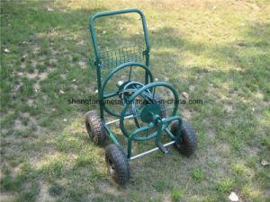 70m Garden Water Hose Tool Cart