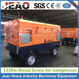 750 - 1200 Cfm Diesel Portable Air Compressor pictures & photos