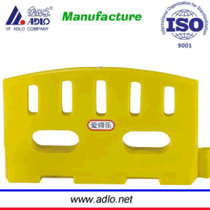 Yellow Temporary Road Safety Plstice Traffice Fence Barriers Vf (9523) pictures & photos
