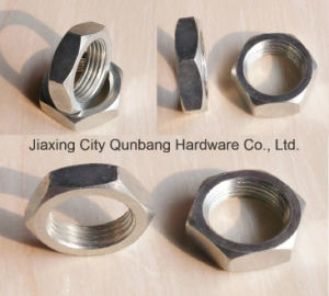 "Hex Thin Nuts (BS916 5/8""-3"" Stainless Steel, 304, 316) pictures & photos"