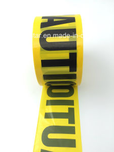 PE Warning Tape ′caution′ Printed for Disposable pictures & photos
