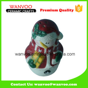 Christmas Ceramic Figurnie Salt Shaker for Home pictures & photos