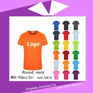 Customized Polo T-Shirt for Promotional Gift Ts-01 pictures & photos