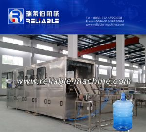 Complete 20L Bucket Water Filling Line / 5 Gallon Filling Line pictures & photos