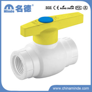 PPR Plastic Ball Valve Type a Threaded for Building Materials pictures & photos