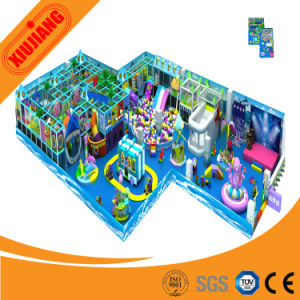 Hot Sale Indoor Playground Amusement Equipment (XJ5049) pictures & photos