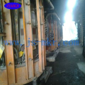 Used 2 Ton Medium Frequency Furnace