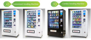 High Quality Vending Machine with Note Bill Acceptor pictures & photos