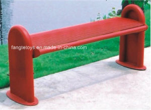 Park Bench, Picnic Table, Cast Iron Feet Wooden Bench, Park Furniture FT-Pb041 pictures & photos