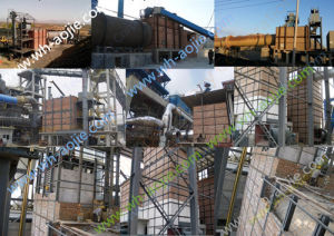 Coal Fired Fluidized Bed Furnace (anthracite coal) pictures & photos