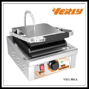 Hot Sale Panini Griddle/Sandwich Maker (VEG-881A)