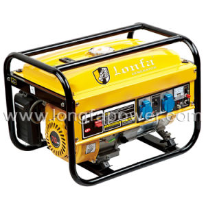 2kVA/2.5kVA/3kVA Ast3700 Astra Korea Home Gasoline Generator Set pictures & photos