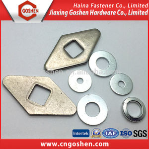 DIN125 Stainless Steel Ss304 Flat Washers pictures & photos
