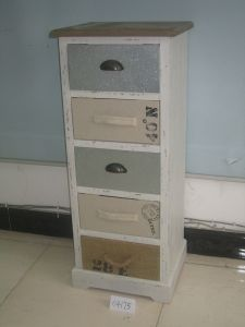 5 Drawer Modern Style Cabinet (FCJ04175)