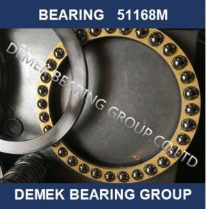 Thrust Ball Bearing 51168m Brass Cage pictures & photos