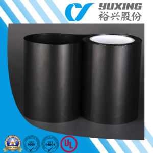 Black Pet Plastic Film with UL (CY28) pictures & photos