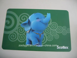 Lovely Animal Printing Plastic PP Table Placemat pictures & photos