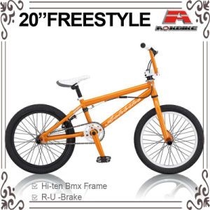 High Quality 20 Inch BMX Freestyle Bicycle (ABS-2023S) pictures & photos