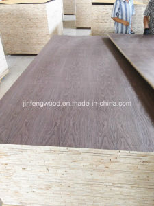American Black Walnut Veneer Blockboard/Veneer MDF/Veneer Plywood pictures & photos