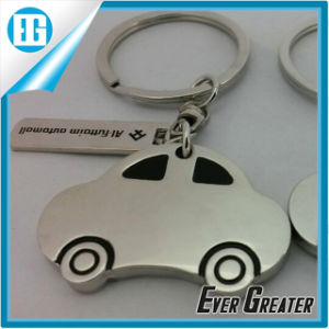 OEM Creative Car Keychain Key Chain with Label Card pictures & photos
