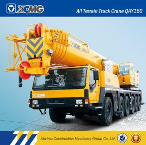 XCMG Official Manufacturer Qay160 160ton All Terrain Crane pictures & photos
