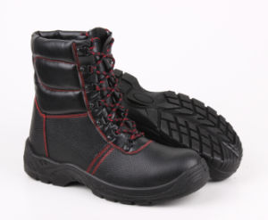 Keeping Warm Winter Safety Boots (SN8185) pictures & photos