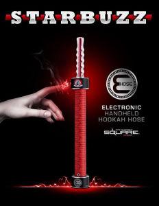 High Quality Huge Vapor Starbuzz E Hose Vaporizer Cartridge E Cigarette