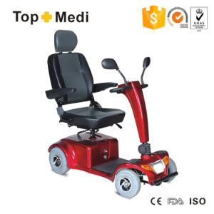 Topmedi Medical Equipment Electric Mobility Scooter for The Elder pictures & photos