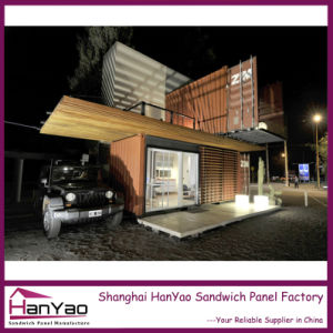 High Quality Customized Luxury Steel Structure Container Guest House pictures & photos