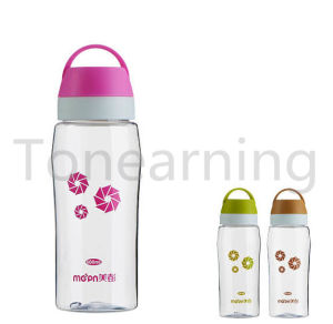 2016 New Products 600ml PCS Water Bottle with Handle
