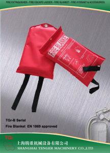 Fire Blanket-En 1869 (No coating) -1.0mx1.0m pictures & photos