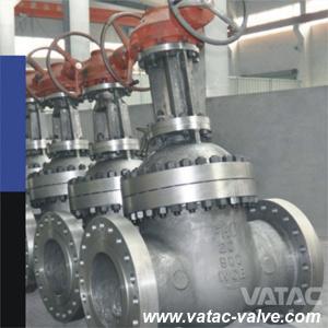 Vatac API 600 Bolted Bonnet Gear Box Gate Valve pictures & photos