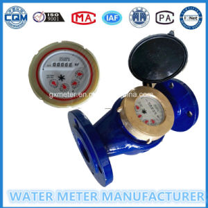 Vane Wheel Dry Dial Type Woltmann Water Meter of Dn50mm pictures & photos