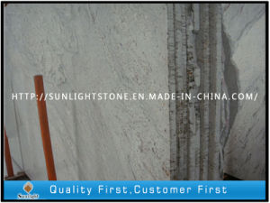 Decoration Materials River White Granite Countertop Slabs for Wall Tiles pictures & photos