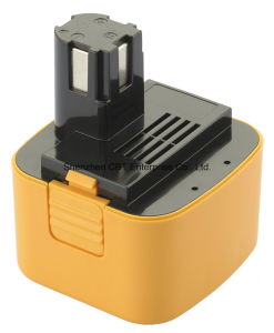Power Tool Battery for Panasonic Ey9106 Ey9106b Ey9108 Ey9200 Ey3550 Ey3790b Ey6470nq