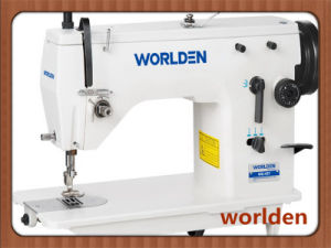 WD-457 High Speed Zigzag Sewing Machine pictures & photos
