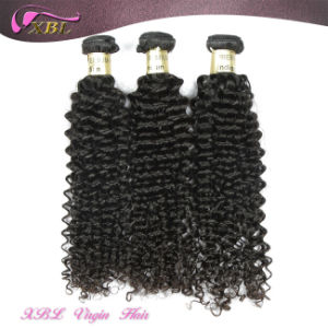 Cuticles Intact Human Hair Curly Virgin Unprocessed Indian Hair pictures & photos