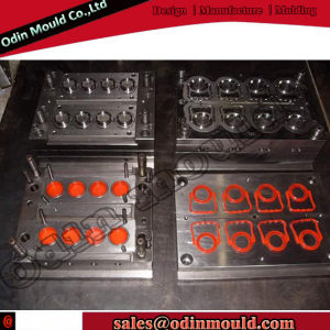 8 Cavity Handle Injection Mould for Oil Bottle pictures & photos