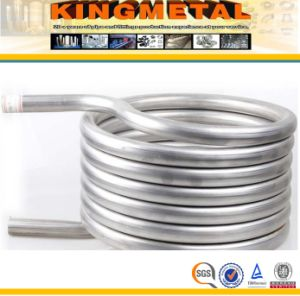 ASTM B338 Gr. 2 Titanium Steel Heat Exchanger Coil Tube pictures & photos