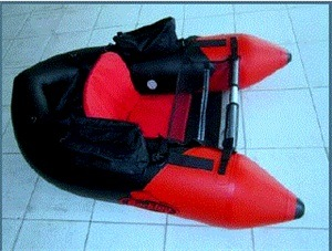 Sv Inflatable Rowing Boat for Fishing pictures & photos