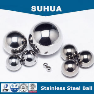 Used in Photographic Chemicals AISI316 Stainless Steel Balls pictures & photos