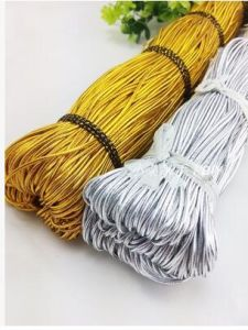 Professional Supply All Kinds of Colorful Rope Elastic Band
