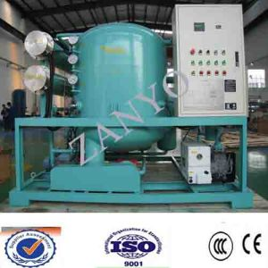 China High Vacuum Insulating Vegetable Oil Filtration System pictures & photos